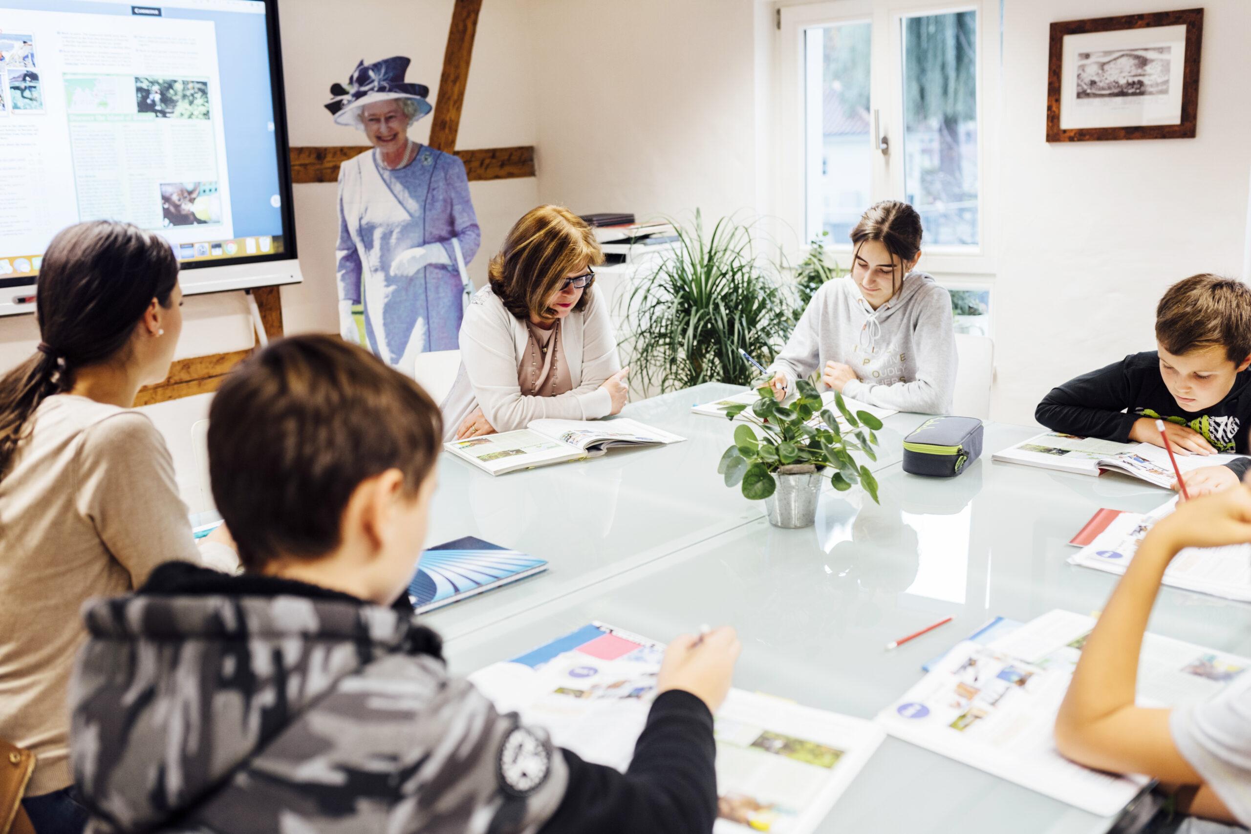 Gruppenunterricht